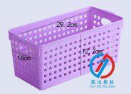 塑料收纳箱编织篮